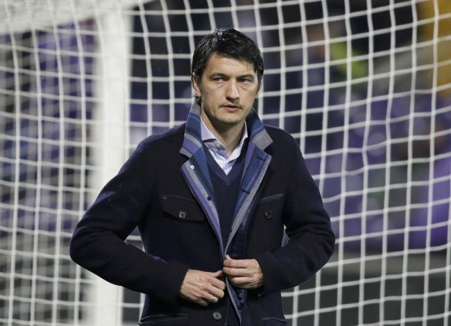 Vladimir Ivic says he can handle the pressure of the Watford job. Picture: Action Images