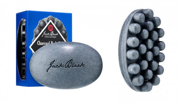 Harrow Times: Exfoliate your body with the Jack Black Charcoal Body Bar Massaging Soap. Credit: Jack Black