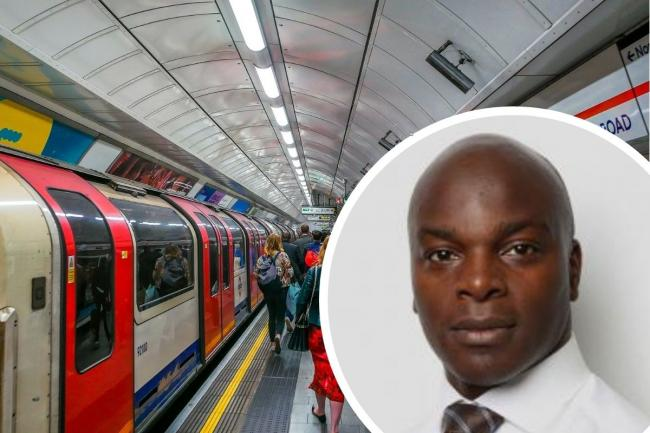 Conservative Shaun Bailey would encourage companies to sponsor Tube stations and lines if elected Mayor.