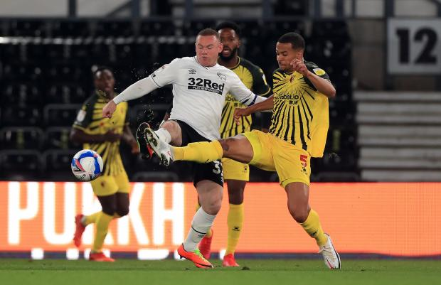 Watford facing tests after Wayne Rooney visited by guest with coronavirus |  Harrow Times