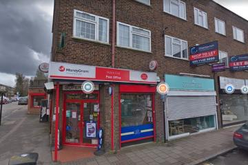 Proposals to move Hatch End Post Office