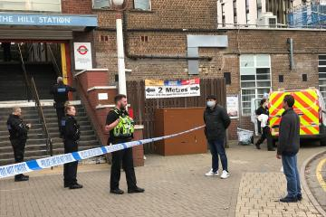Person arrested following stabbing at Harrow-on-the-Hill station