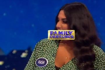 Harrow Family Fortune contestant had answer bleeped out