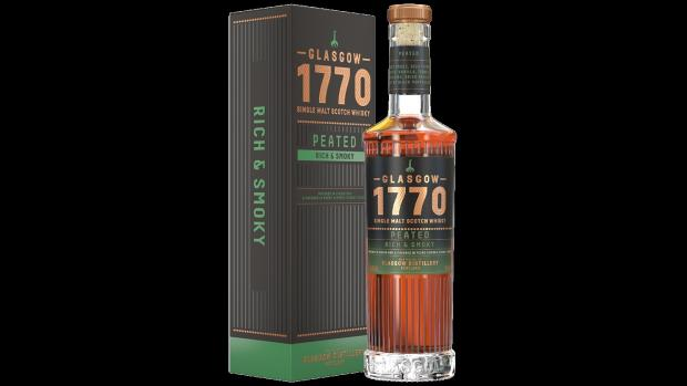 Harrow Times: Glasgow 1770 Peated Rich and Smoky