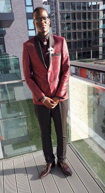 Jamalie Maleek Deacon Matthew, 17, died after a fatal stabbing (Photo: Met Police)