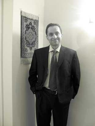 Author Sagheer Afzal will be signing at Waterstone's