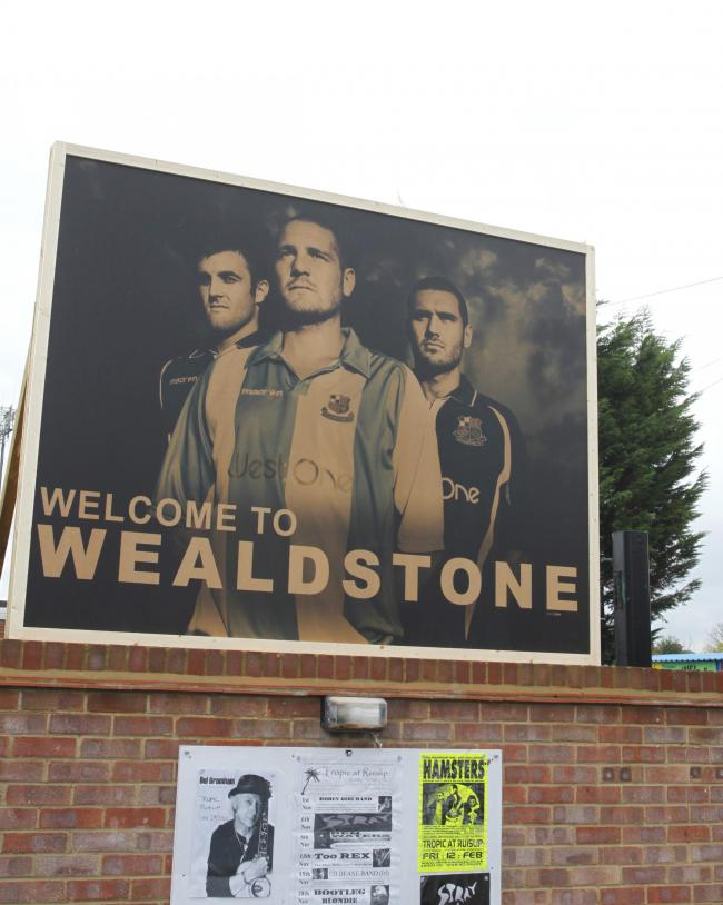 Wealdstone drew 0-0 with Barnet on Saturday picture: Action Images