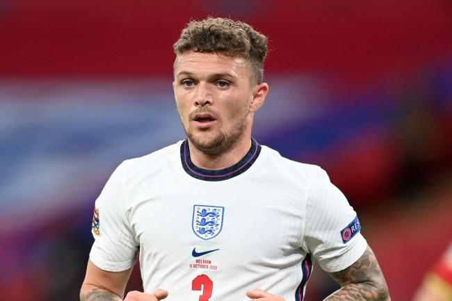 Kieran Trippier file photo