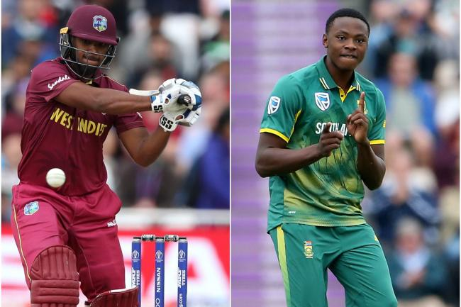 Nicholas Pooran and Kagiso Rabada have been snapped up by the Manchester Originals