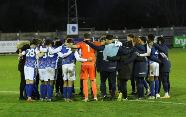 Wealdstone are looking for a financially viable way of concluding the current season Picture: Jon Taffel