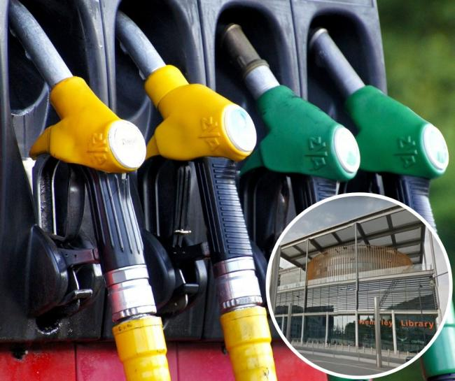Petrol and diesel are 'on the way out' campaigners said (Photo: Pixabay/Google Maps)