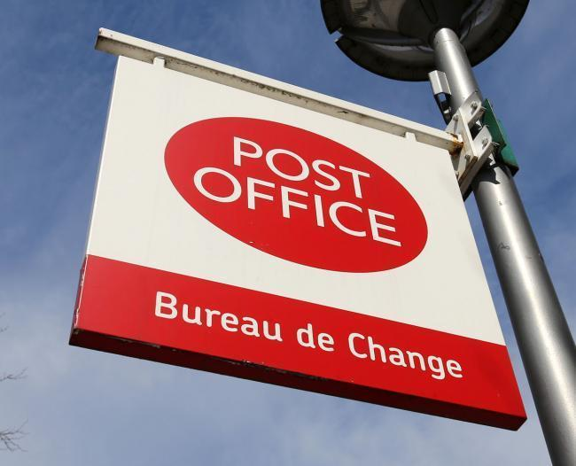 The Post Office in Moor Park is temporarily closed