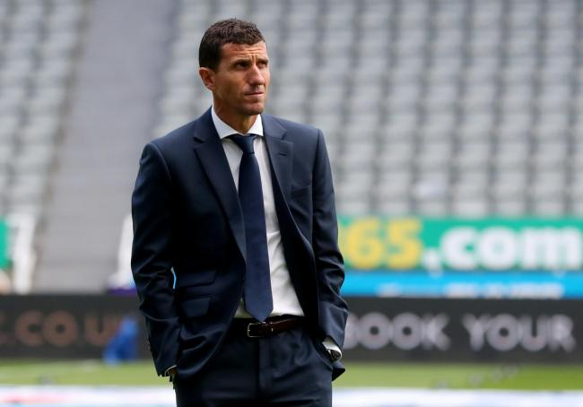 Javi Gracia has been sacked by Valencia. Picture: Action Images