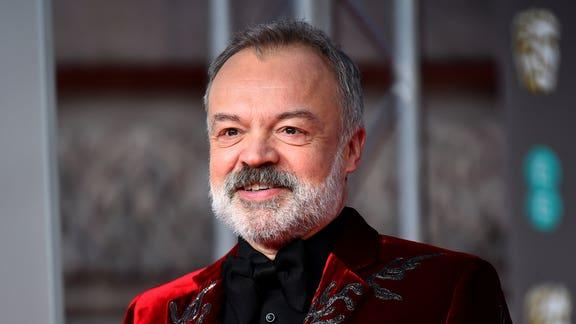 Harrow Times: Graham Norton will be presenting and commentating on the show for the BBC. (PA)