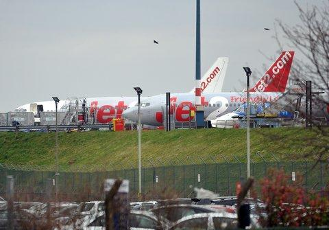 Harrow Times: Jet2 planes grounded at Leeds-Bradford