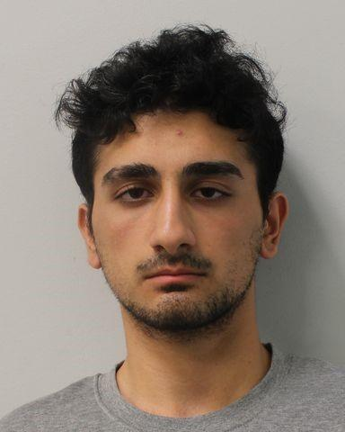 Harrow Times: Danyal Hussein was found guilty (Photo: Met Police)