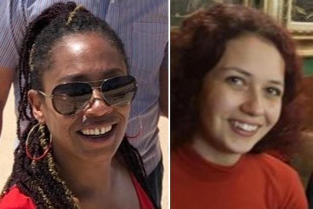 Harrow Times: Bibaa Henry, 46, (left) and Nicola Smallman, 27, were found stabbed to death in Fryent country park (Photo: Met Police)