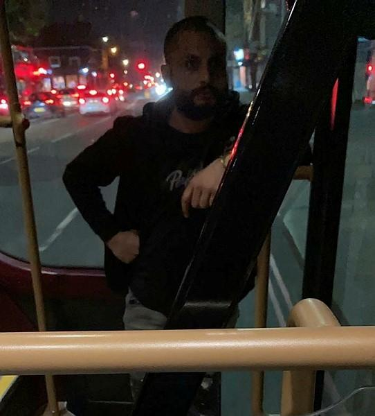 Harrow Times: Do you recognise this man? Picture: Met Police.