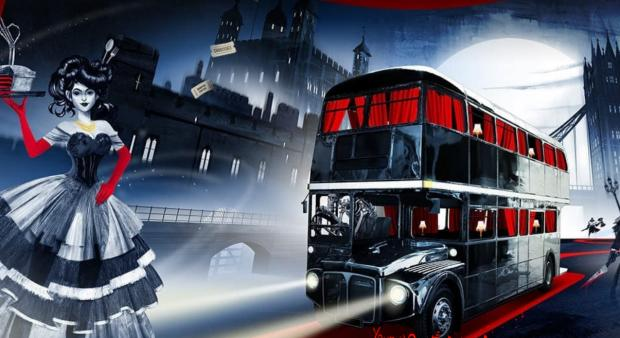 Harrow Times: Ghost Bus Tours from Edinburgh, York and London.  Credit: The Ghost Bus Tours