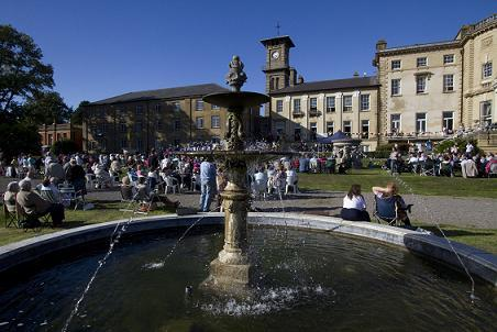 Thousands of people remembered The Few at Bentley Priory 70 years after the Battle of Britain.