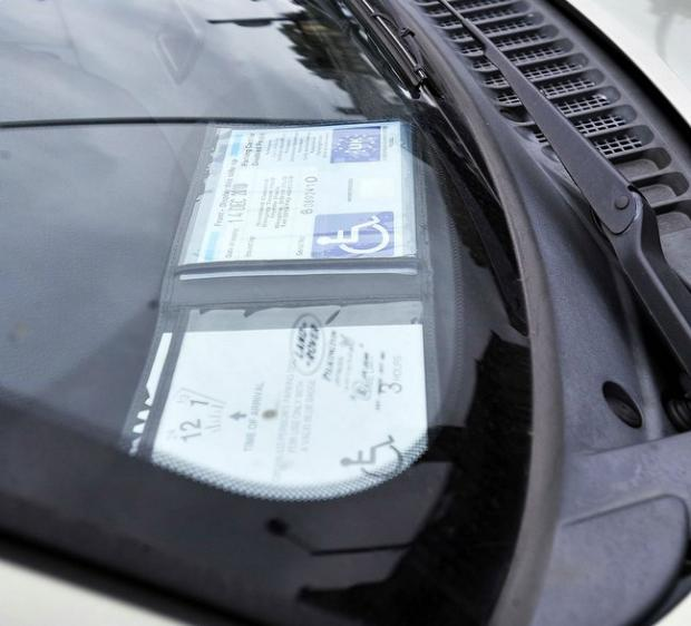 Eight people suspected of misusing disabled parking badges were caught last week in Harrow
