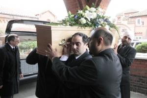 Packed funeral service for Harrow's first Asian mayor