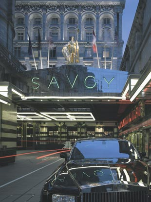 A weekend break at the Savoy and a pre-theatre meal at the Savoy Grill