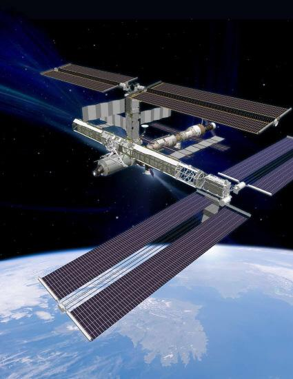 Harrow Times: The International Space Station