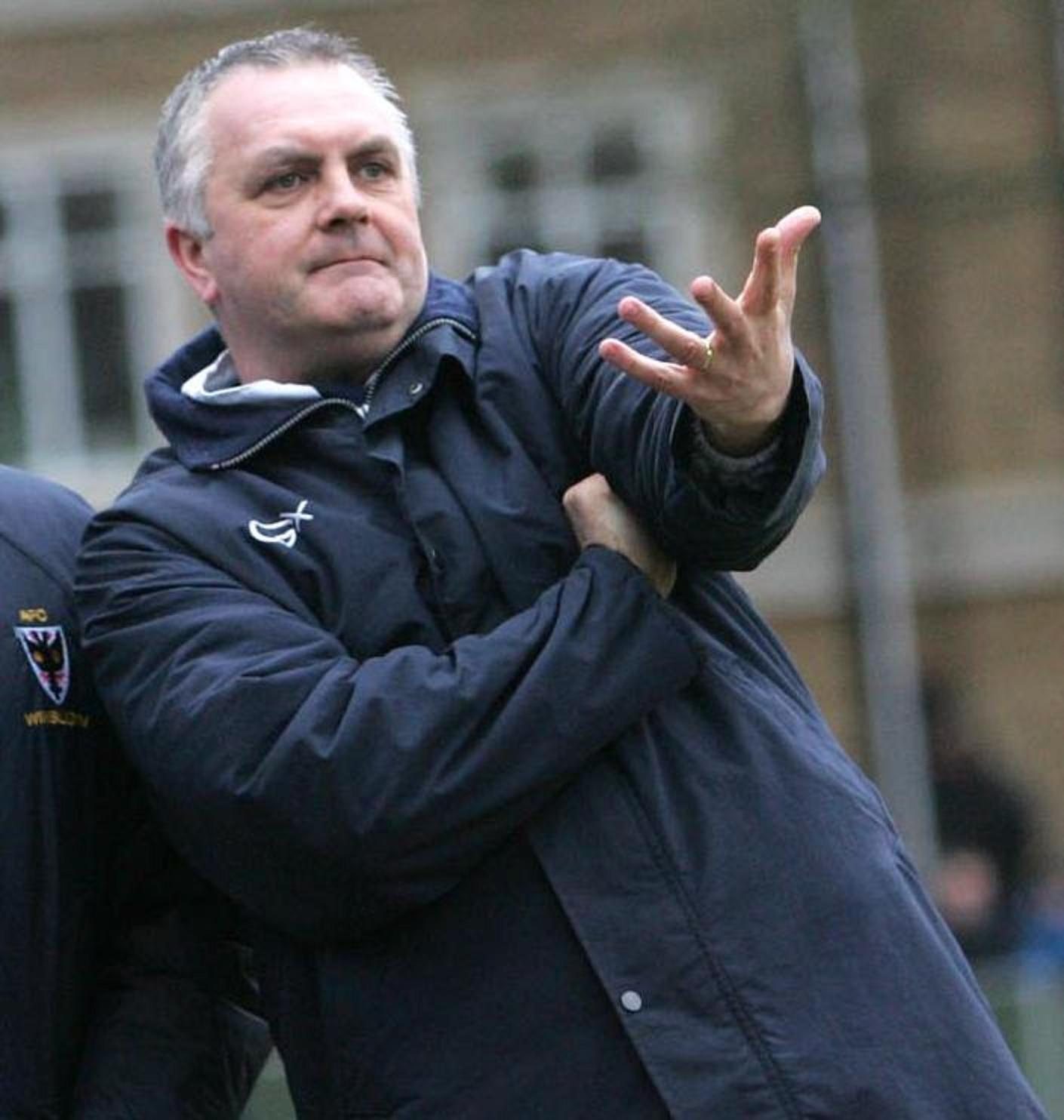 Dave Anderson's side pushed Dulwich Hamlet all the way