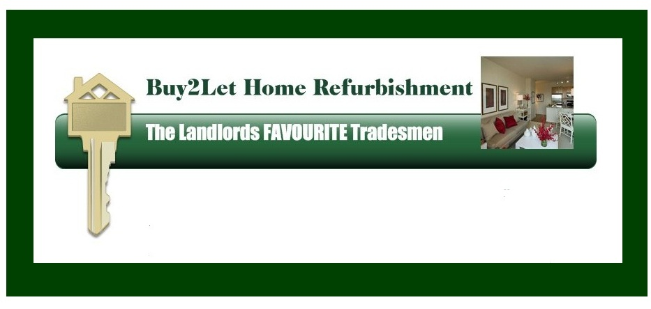 Buy2Let Home Refurbishment