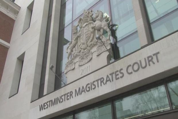 Talhat Rehman will appear at Westminster Magistrates' Court again today