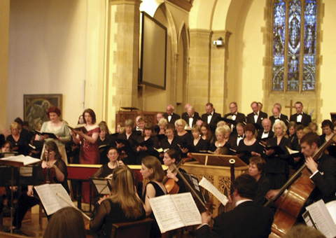 Harpenden Choral Society presents Vaughan Williams' Dona Nobis Pacem