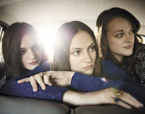 The Staves go Stateside