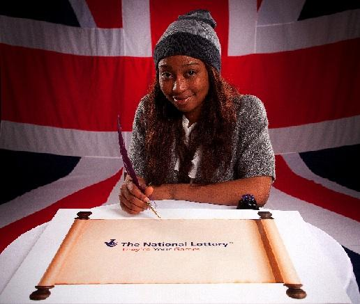 Teen helps pen official 2012 Olympic poem