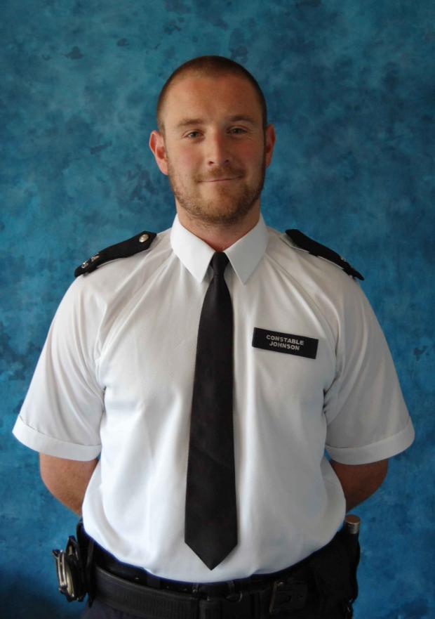 PC Mark Johnson