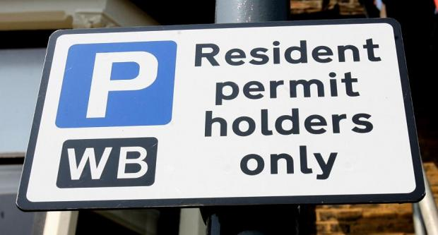 Controlled parking zone consultation to end tomorrow