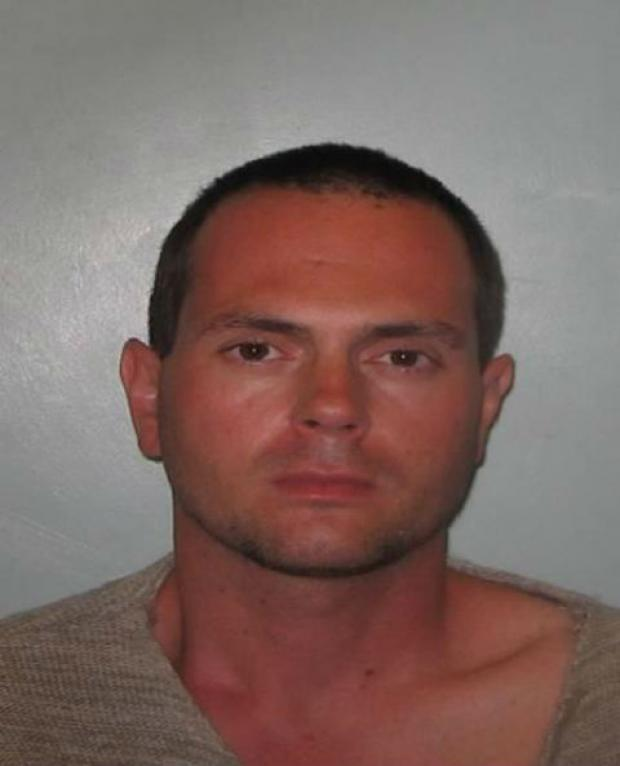 Alexander Parnes is wanted in connection with a burglary in Pinner