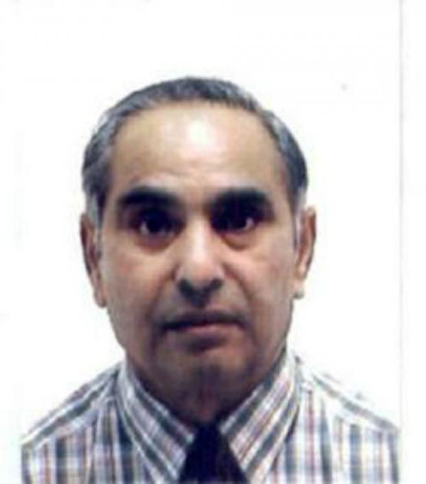 Mr Singh has been missing since Monday