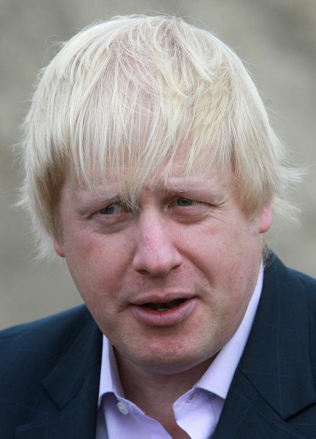 Boris Johnson explains his vision for policing during visit to Harrow