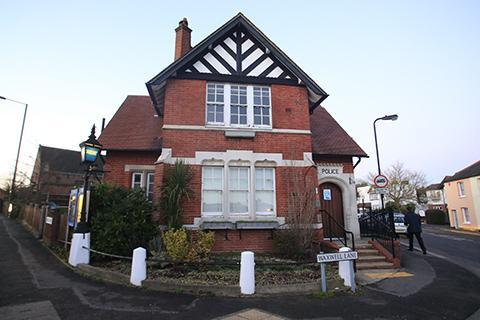 Pinner Police Station has been earmarked for closure