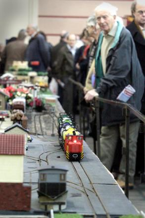 Last year's London Model Engineering Exhibition