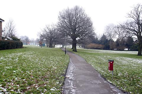 The stabbings are believed to have taken place in Watling Park