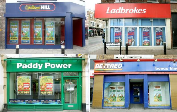 More than £263million gambled on high-stake betting machines in Harrow