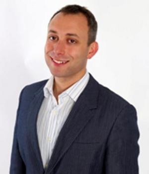 James Davis, CEO of online lettings agent Upad