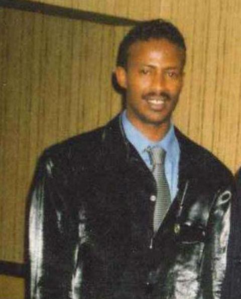 Omer Jama Abdi was murdered in February 2012