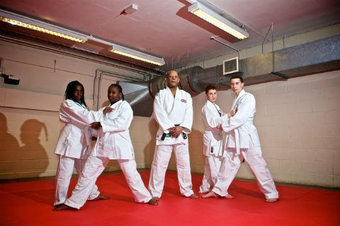 Harrow Times: New judo programme launched