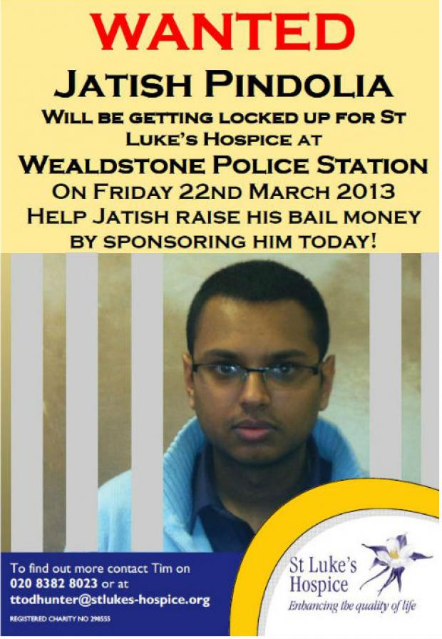 Financial advisor locked up for charity