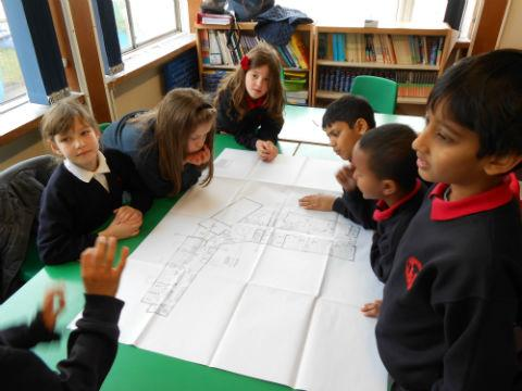 Marlborough Primary School's pupil planning committee
