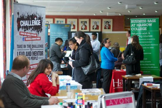 More than 400 people attend council's job fair