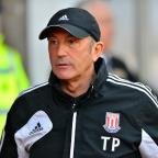 Tony Pulis left Stoke by mutual consent on Tuesday night